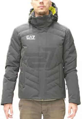 Куртка EA7 6Ypg08-Pn44Z-1994 6YPG08-PN44Z-1994 L сірий