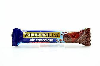 Шоколад Millennium пористий 32 г