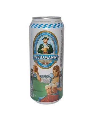 Пиво світле або темне Вайдман 0,5л