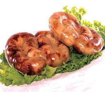 Ковбаса Либра Домашня куряча смажена 1кг