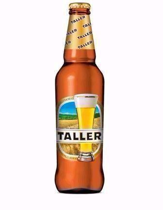Пиво світле Taller 0,5 л