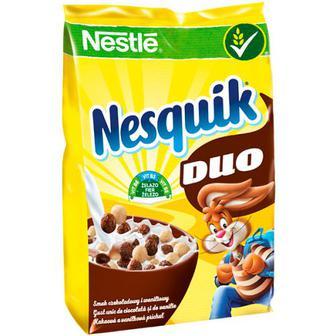 Кульки Nestle Nesquik готовий сніданок 250г