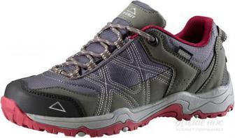 Кросівки McKinley Kona II AQX W 232556-90846 р.41 сірий із червоним