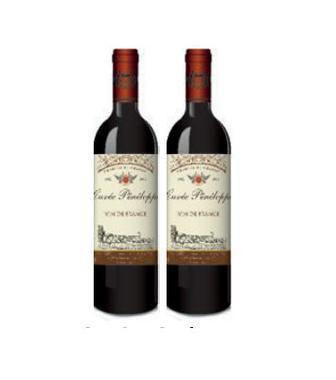 Вино Cuvee Peneloppe 0,75л