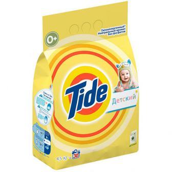 Стиральный порошок Tide Детский Color 4.5 кг