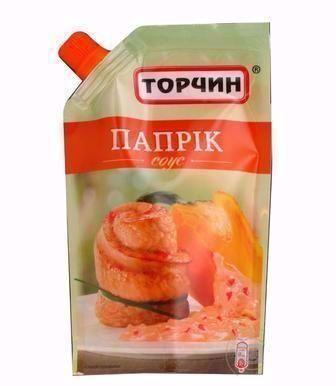 Соус Папрік  Торчин  200 г