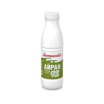 Напій кисломолочний «Айран з кропом», 1,8% жиру 450г