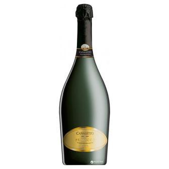 Скидка 25% ▷ Вино игристое Canaletto Prosecco белое игристое брют 0.75 л