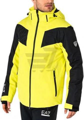 Куртка EA7 6Ypg05-Pn44Z-1899 6YPG05-PN44Z-1899 XL лайм