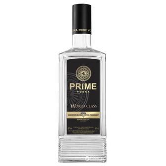 Водка Prime World Class 40% 0,5 л + рюмка