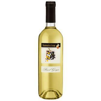 Винo Serenissima Pinot Grigio біле 0.75л