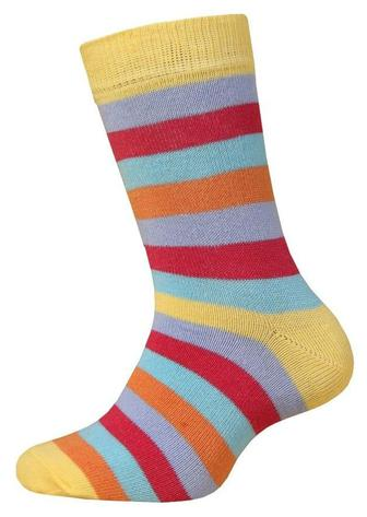 Шкарпетки дитячі Дюна 473 жовтий р.20-22