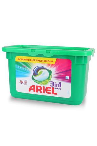 Капсулы для стирки ARIEL Color 13 шт