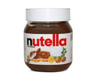 Паста горіхова Nutella з какао, 350г