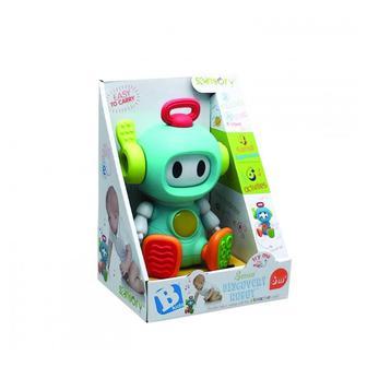 Развивающая игрушка Робот весельчак Sensory (005212S)