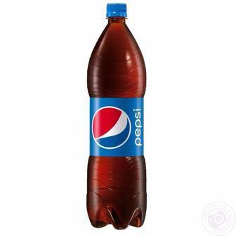 Напій безалкогольний пепсі-кола/вайлд черрі/блек 1,5л