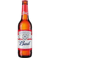 Пиво «Бад» 0,5л
