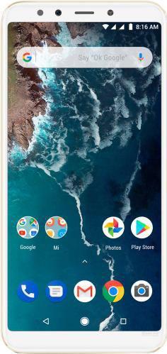 Смартфон Xiaomi Mi A2 4/32 388159 gold
