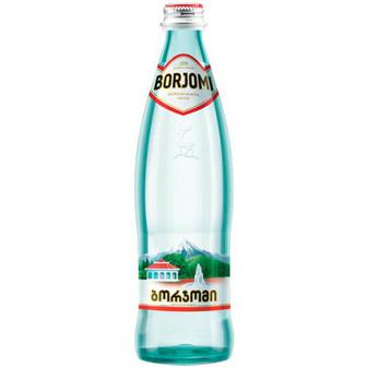 Вода мінеральна Боржомі 5+1, 0,5