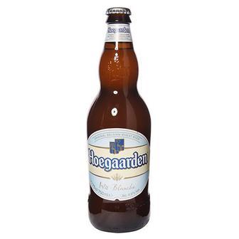 Пиво 0,75л.світле Hoegaarden Вайт