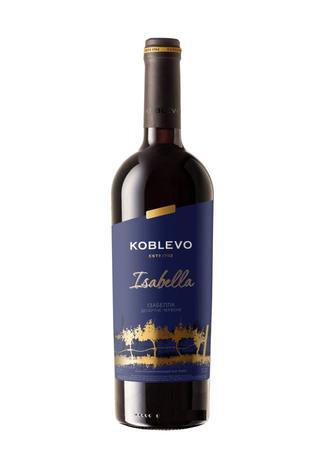 Вино Клеопатра, Бордо Изабелла Коблево , белое, красн., 0,75 л