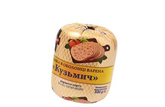 Шинка  Кузьмич варена Ковбасний ряд  500 г