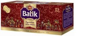 Чай чорний «Batik» 25 пак