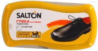Скидка 23% ▷ Губка для взуття Salton 300мл