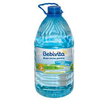 Вода Bebivita детская 5 л