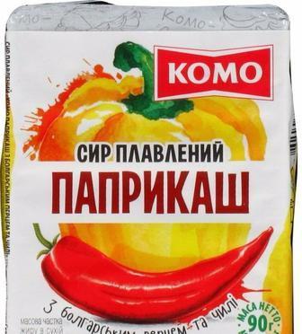 Сир плавлений  Комо, 90 г