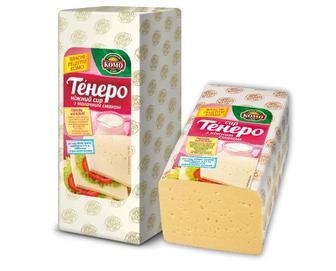 Сыр твердий 50% Комо Тенеро кг