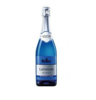 Вино газоване Латиниум Спарклинг біле, напівсолодке/Бріз біле напівсухе 0,75л