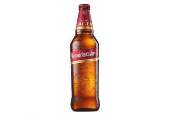 Пиво «Чернігівське» Lager світле, 0,5л