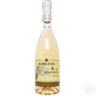 Вино Коблево Сомельє Жозефіна червоне/Ізабелла рожеве/Франческа біле напівсолодке 0,7л