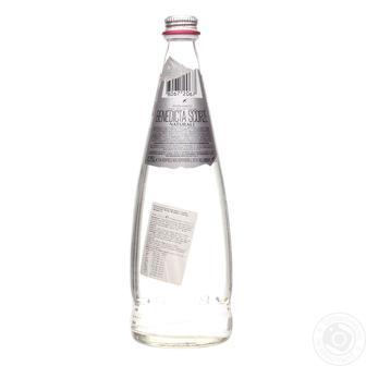 Вода Сан Бенедетто негазированная стеклянная бутылка 750мл Италия