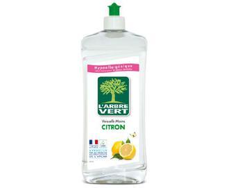 Рідина для миття посуду L'Arbre Vert «Лимон» 750мл