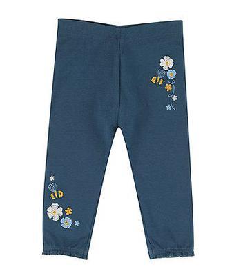 Сині легінси з бджілками від Mothercare