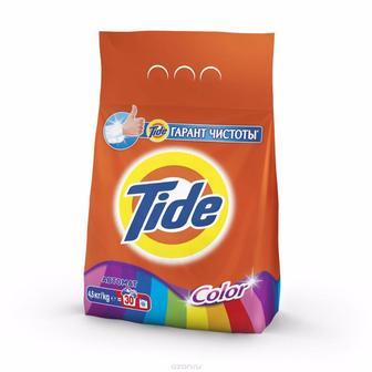Пральний порошок автомат  Color Tide 4,5кг