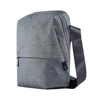 XIAOMI RunMi 90GOFUN of urban simple Messenger bag Dark grey