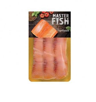 Горбуша х/к Master Fish 90г