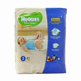 Товари торгової матки Haggies Ultra comfort