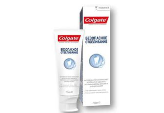 Паста зубна Безпечне відбілювання Colgate 75 мл