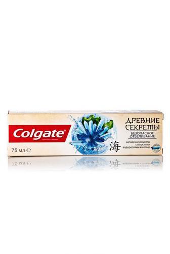 Зубная паста Colgate Древние секреты Безопасное отбеливание 75 мл