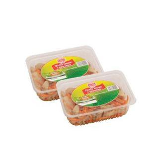 Салат по-корейськи Гриби глива з овочами Вигода 200 г