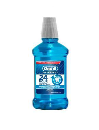 Ополаскиватель для полости рта ORAL-B Pro-Expert Professional Protection Свіжа Мята 500мл
