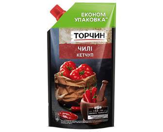 Кетчуп «Торчин» «Чилі» 400г