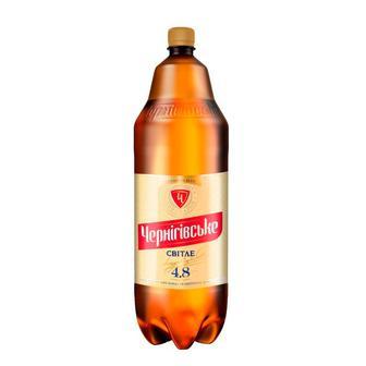 Пиво Світле, Чернігівське, 2,35л