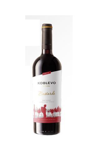 Вино Коблево Мускат біле, Бастардо червоне н/с 0,75л
