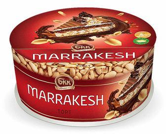 Торт БКК Marrakesh, 450г