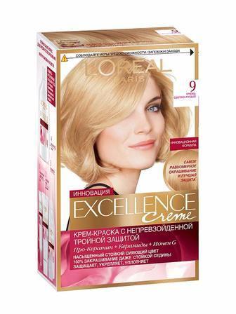 Краска для волос L'Oréal Paris Exellence Creme